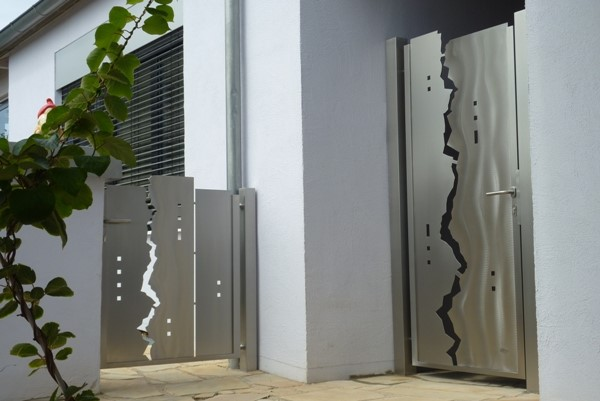 Gates, Stainless Steel Gates, Exclusive Gates, Exclusive Stainless Steel Gates,