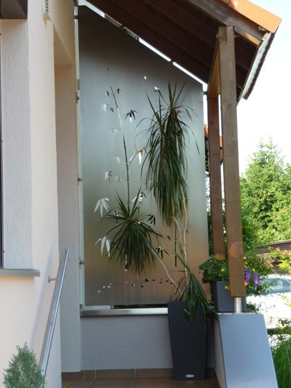 Privacy Screens, Stainless Steel Privacy Screans, Stainless Steel, Visual Barriers